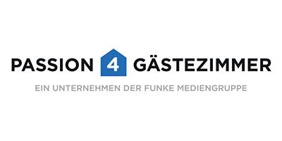 Logo Passion 4 Gästezimmer